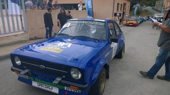 Le Tour de Corse Historique a Vico