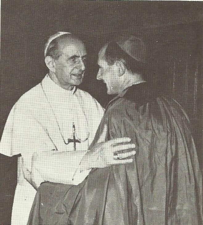 Monseigneur Pierre Zevaco nous a quittés...