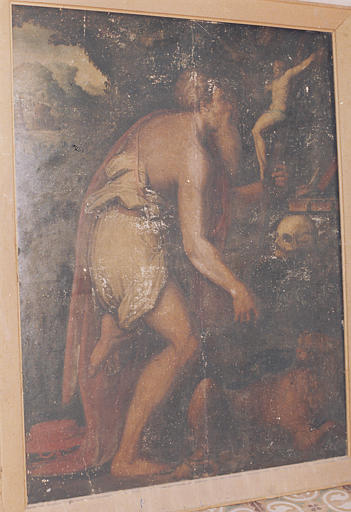 """Saint Jérôme de Vasari """"ressuscité"""" de retour en l'église de Vico"""