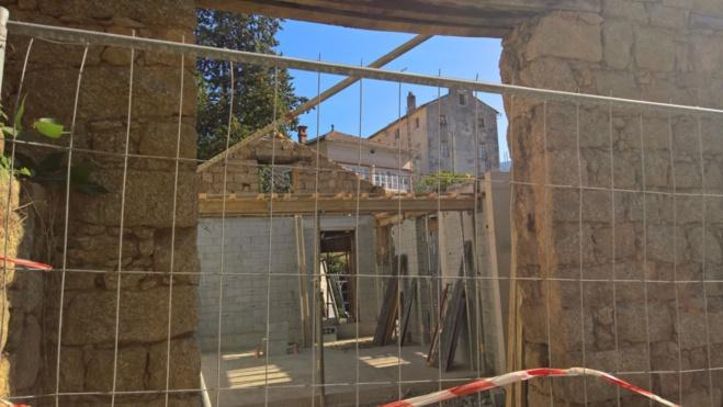 Future Mairie de Vico-Sagone