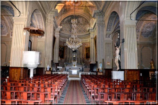 Restauration de l'église Santa Maria