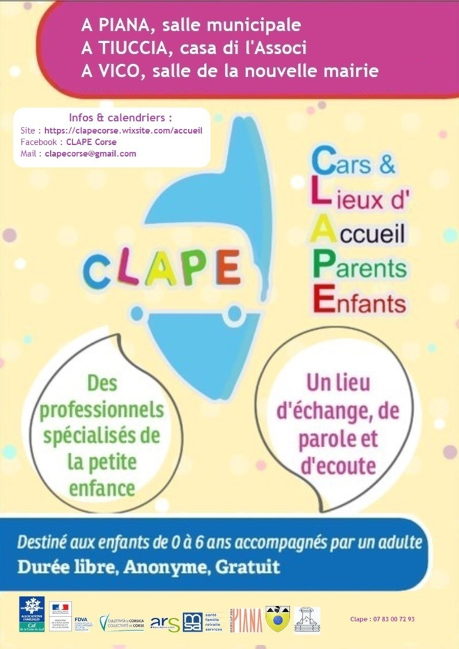 L'association Clape Corse à la rencontre des parents et enfants de Vico-Sagone