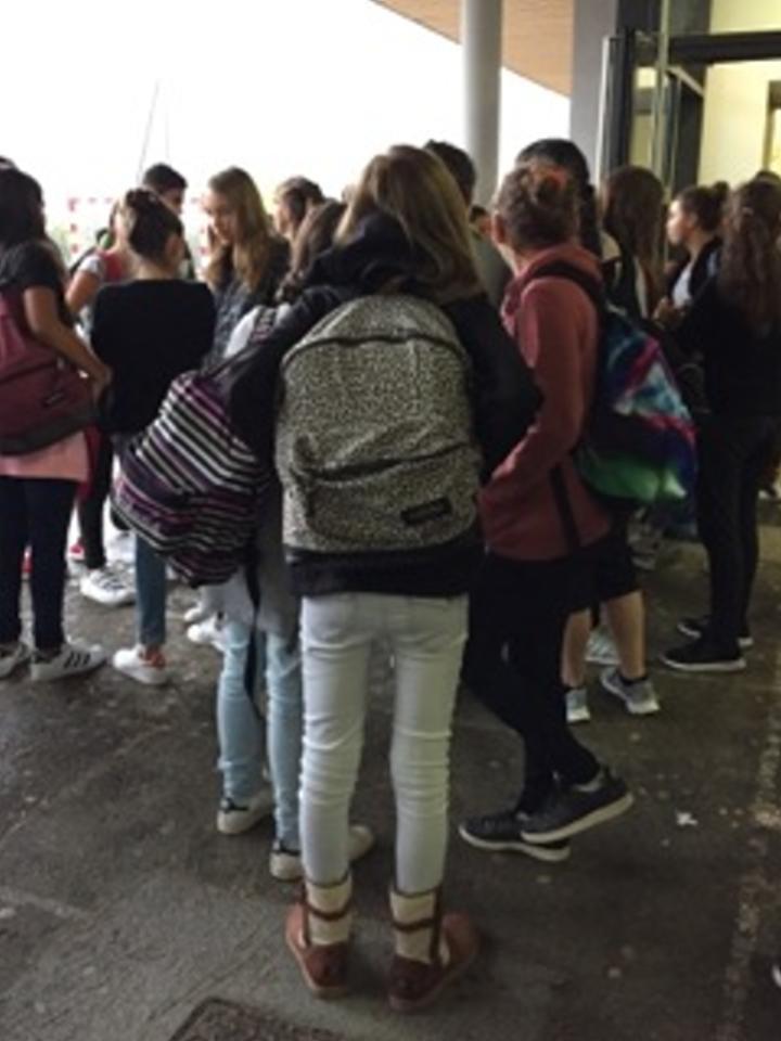 La Rentrée des trois écoles