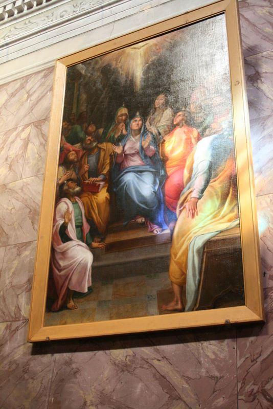 Tableaux de la collection Fesch dans nos églises (Suite)