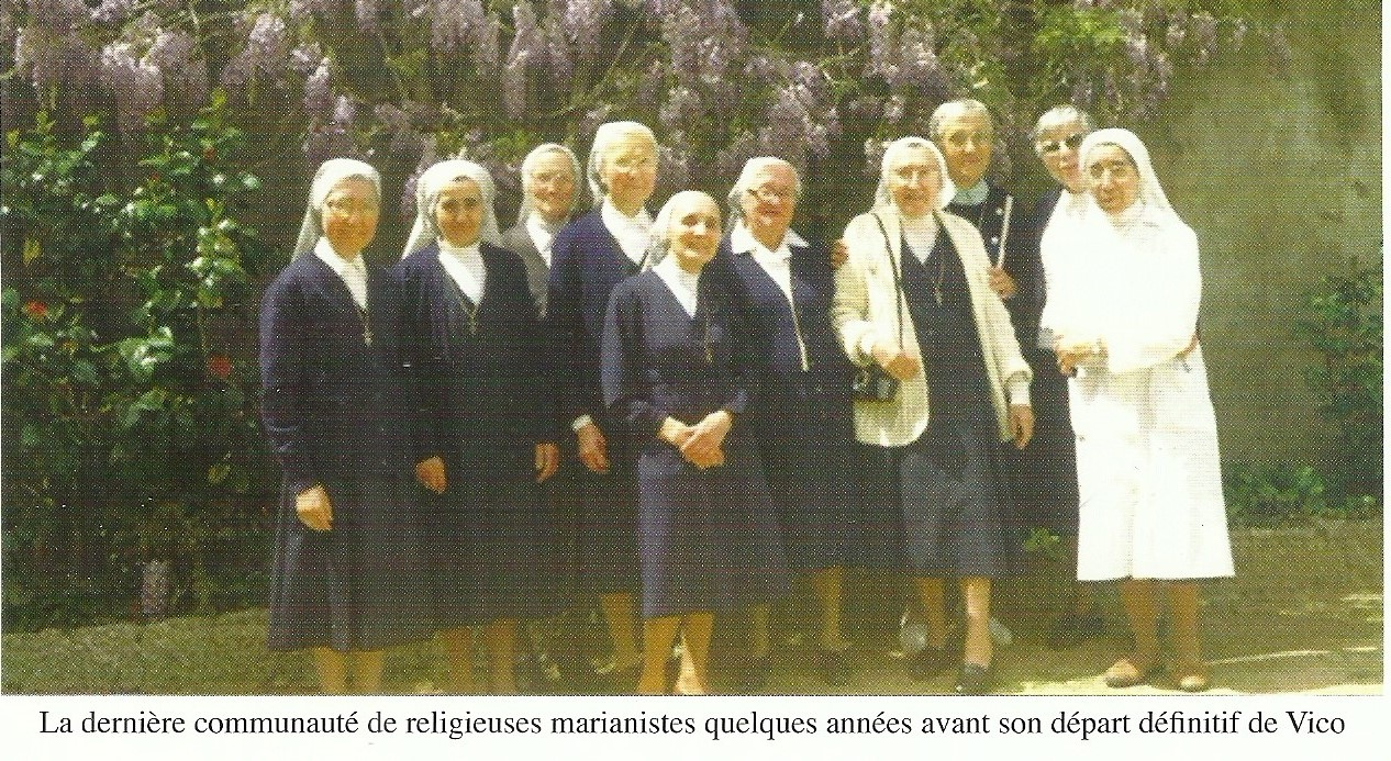 De l'institution sainte Marie à l'ehpad Jeanne d'Arc......