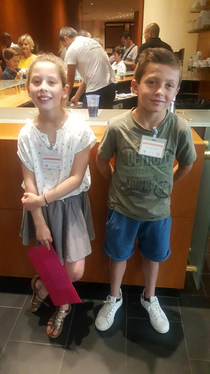Assemblea di i Zitelli et Concours d'orthographe pour l'école de Vico