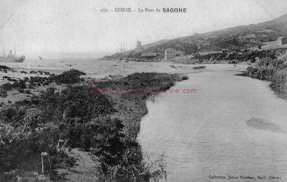 Carte ancienne (Corsicathèque.com)