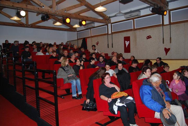 L' Associu Scopre emmène le Cinéma dans notre micro-région