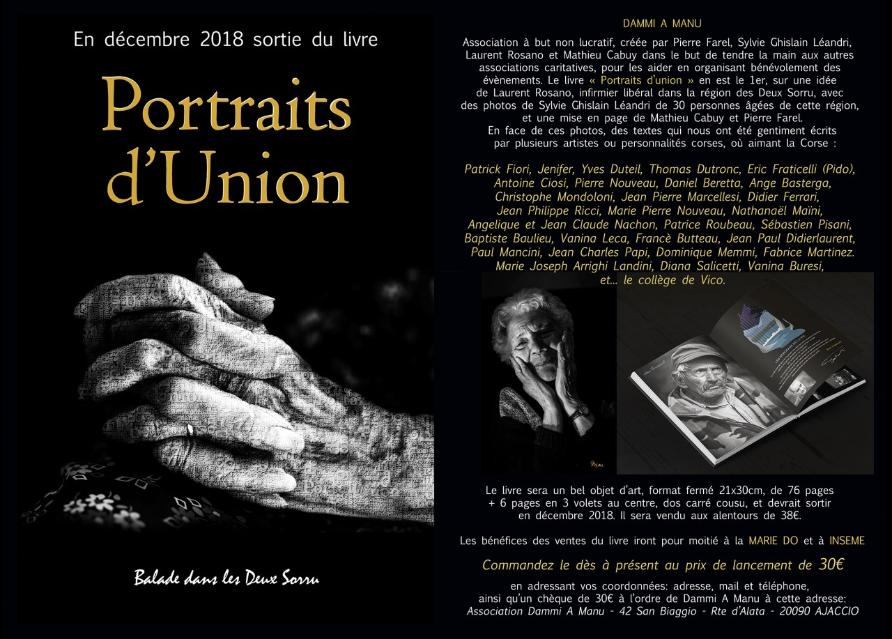 Portraits d'union.  Balade dans les Deux Sorru.