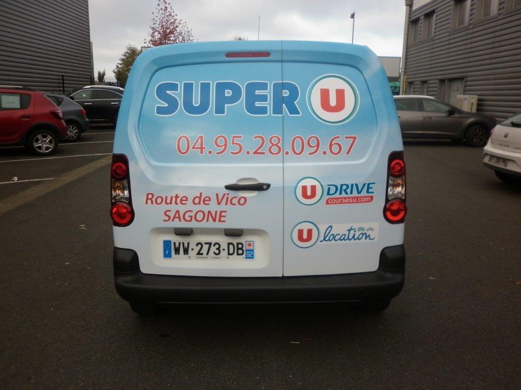 """Un véhicule électrique """"gratuit"""" pour Vico-Sagone"""