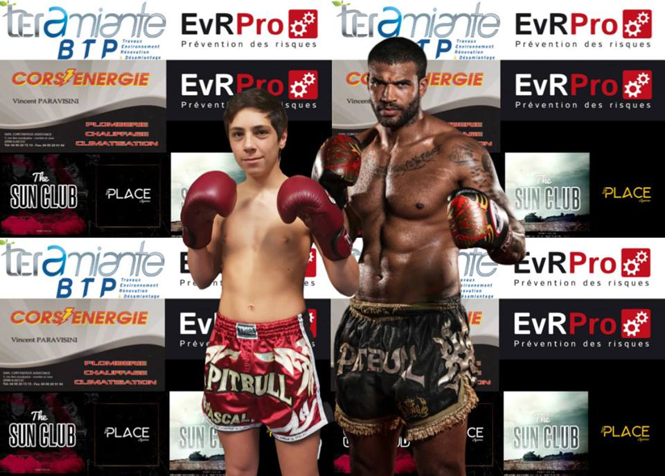 Alexis Accardo vice champion de France de K1 et de Kick Boxing