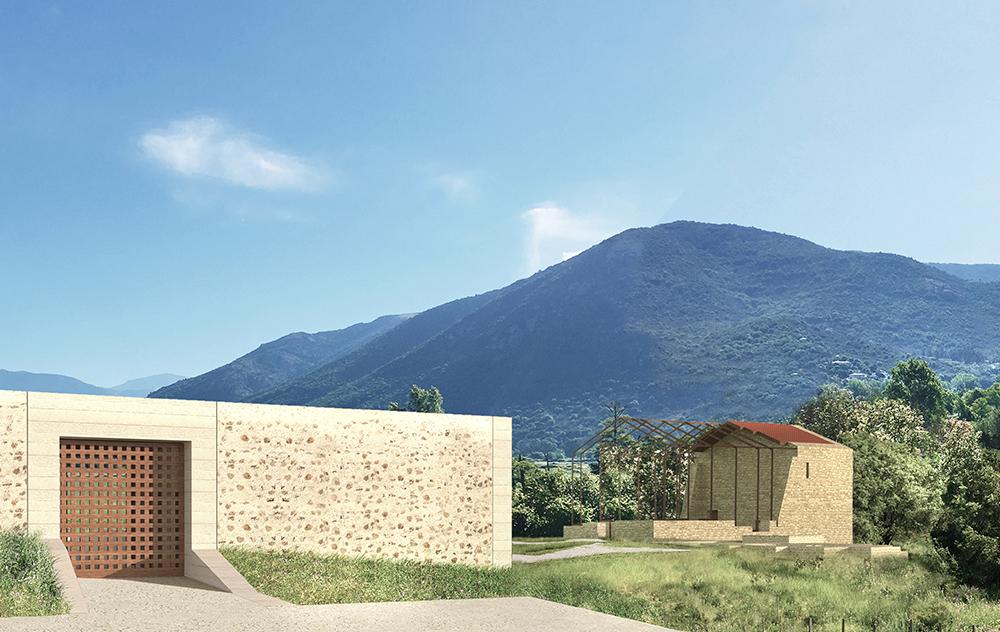 Mise en valeur du site de Sant'Appianu