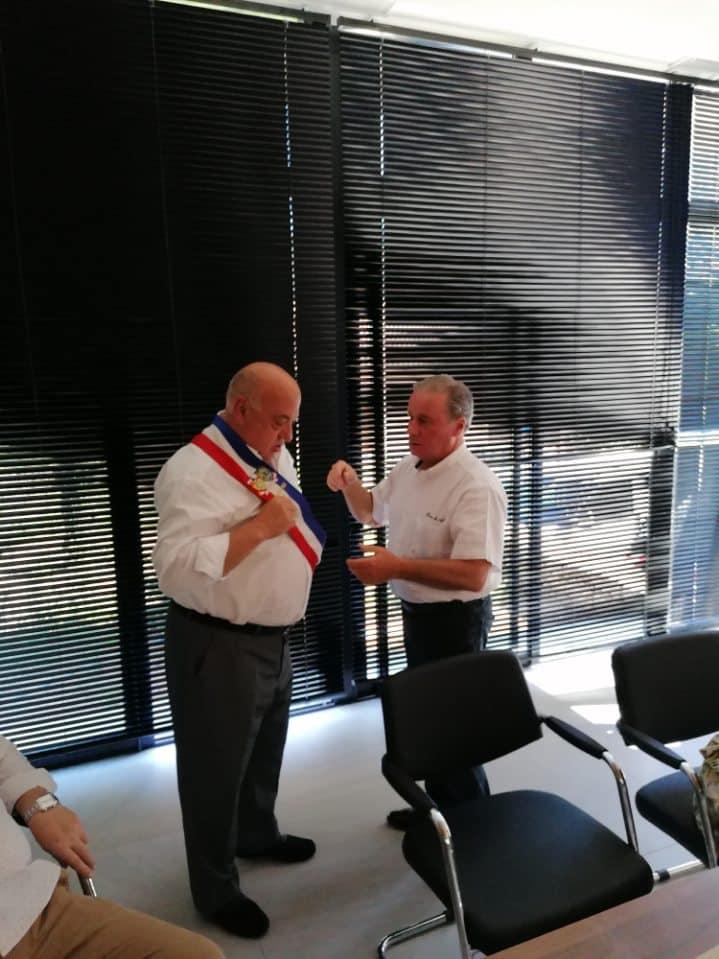 Proclamation du Maire
