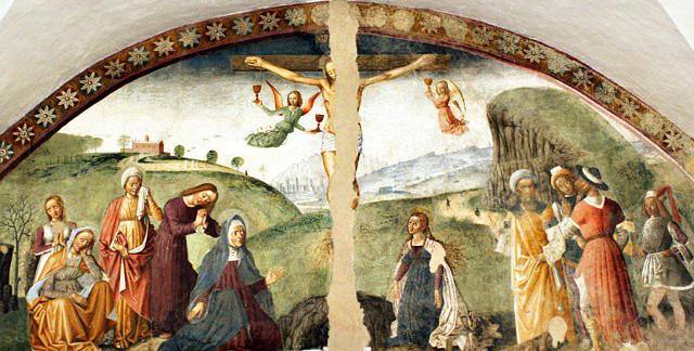 Monastero Santa Maria delle Grazie. Porto Venere.