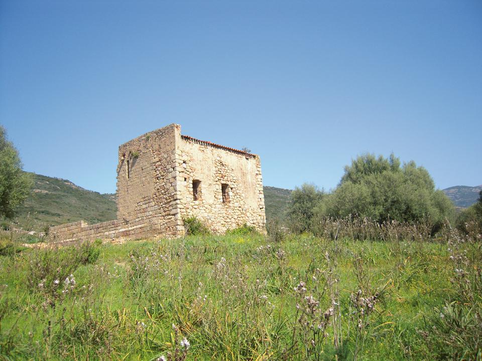 Cathédrale de Sagone