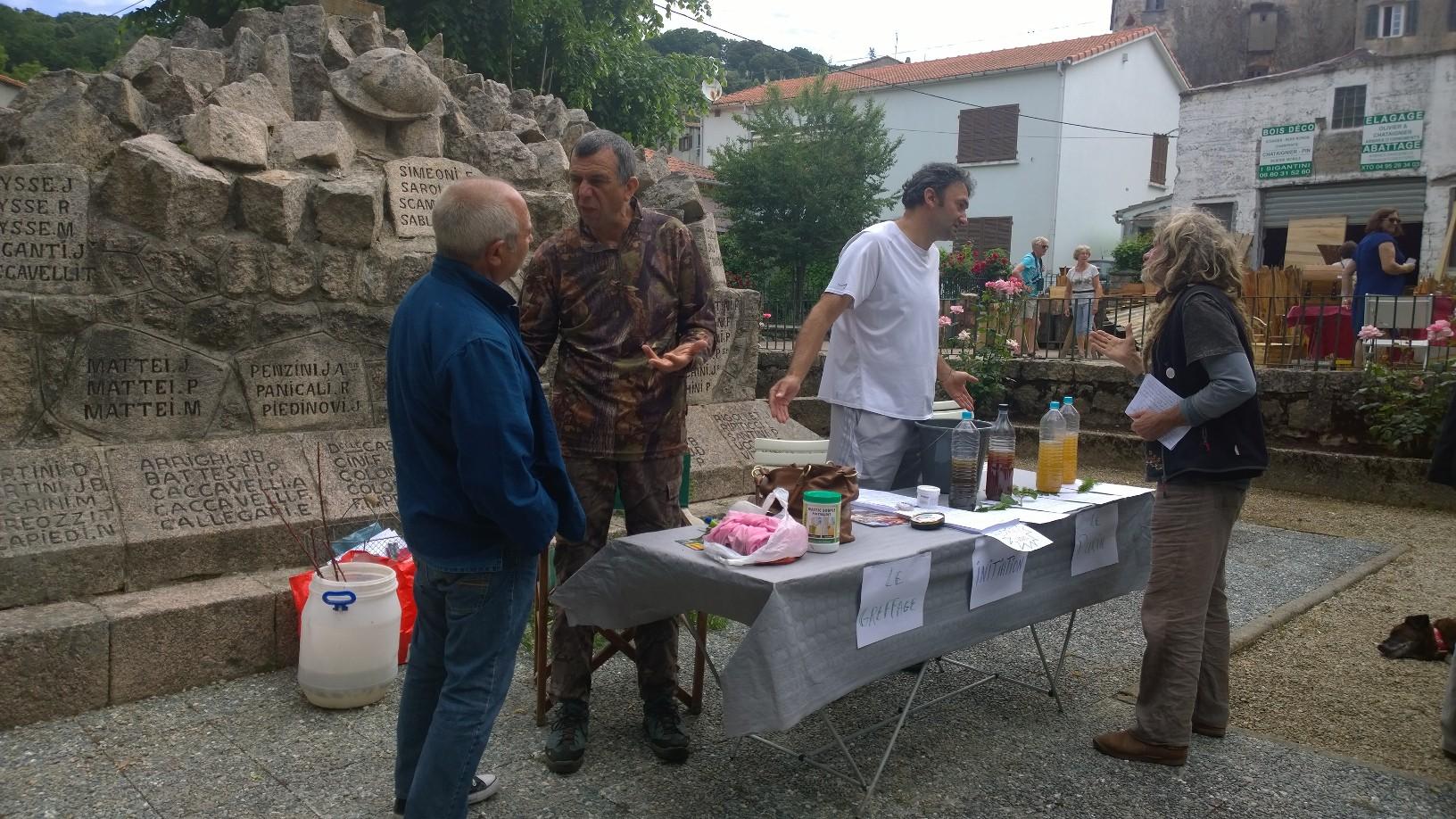 """A Festa di a Natura 2016 """"Versu l'avvene"""""""