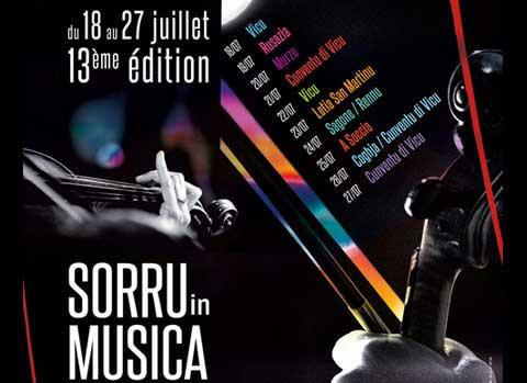 Sorru in Musica 2016