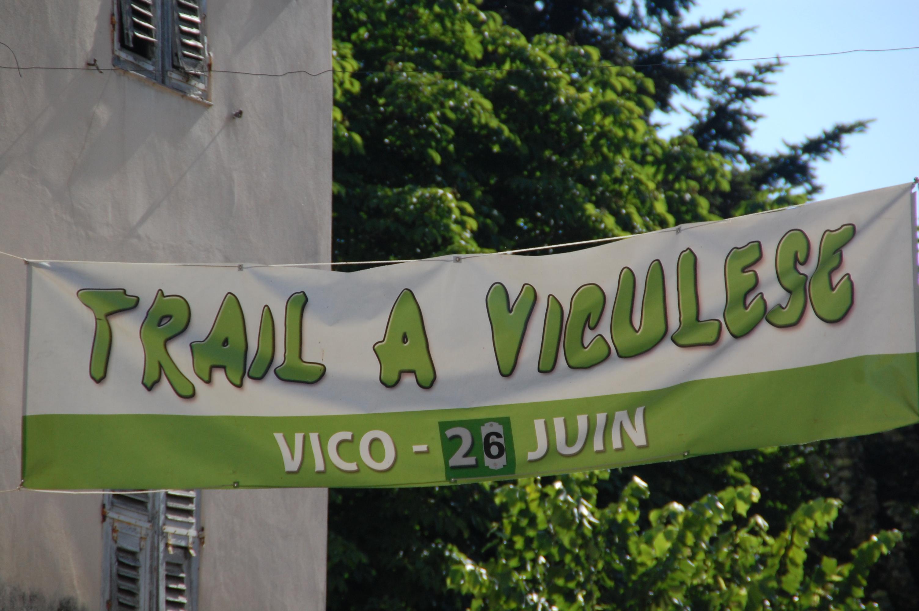 """4ème Edition du Trail """"A Viculese """""""