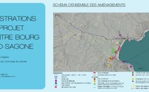 Illustrations du Projet Centre-Bourg Vico-Sagone
