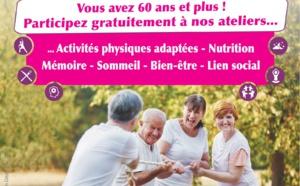"""Le Département à la rencontre de nos seniors avec les ateliers """"Le bien vieillir en Corse du Sud"""""""