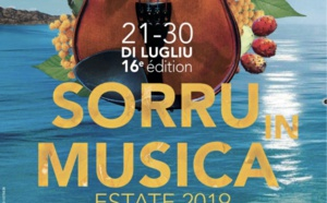 sorru in musica estate 2019
