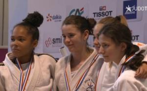 Mélissa Dieudonné, une vicolaise championne de France de judo