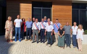 Proclamation du Maire et des adjoints de Vico-Sagone