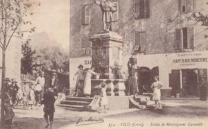 """La Fontaine du Cours """"A Funtana di u Corsu"""""""