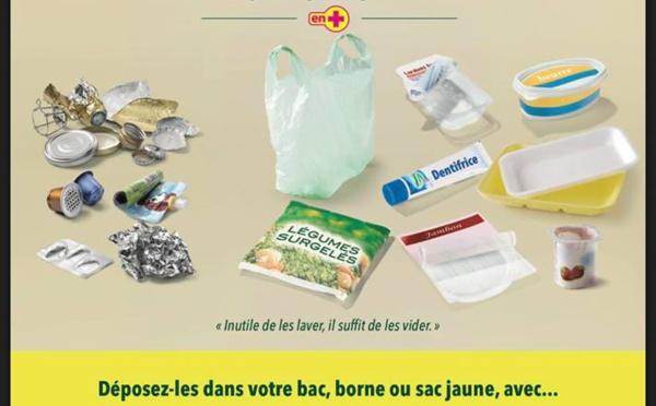 En Corse, à partir du 1er Août, tous les emballages se trient