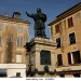 statue-of-casanelli-d-istria-in-the-mountain-village-vico-on-corsica-b10mdj